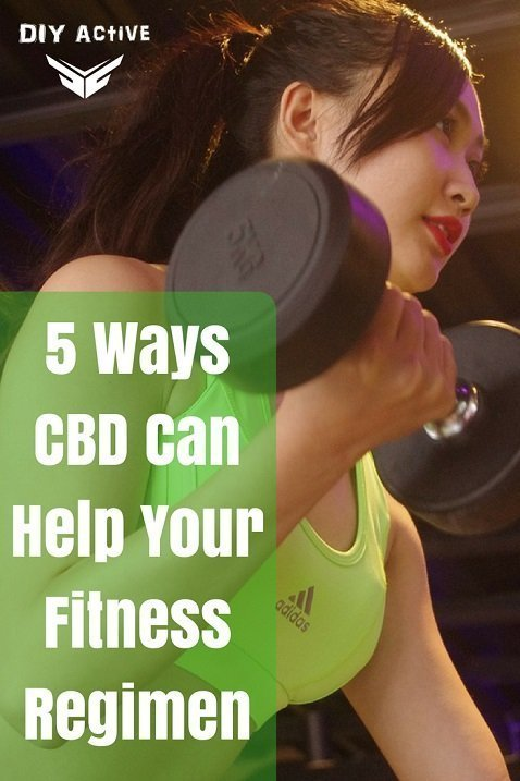 5 Ways CBD Can Help Your Fitness Regimen
