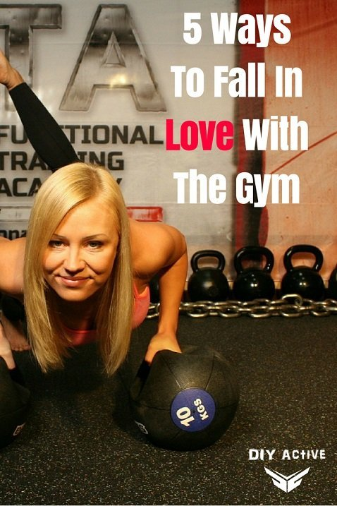 5 Ways To Fall In Love With The Gym Again