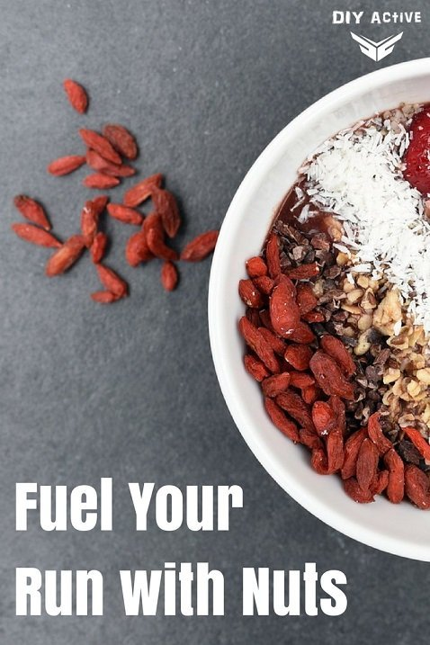 Fuel Your Run with Nuts as a Go-to Snack