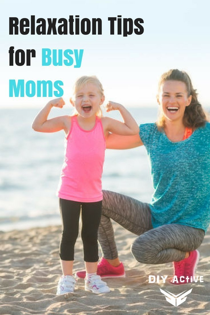 Meditation and Relaxation Tips for Busy Moms