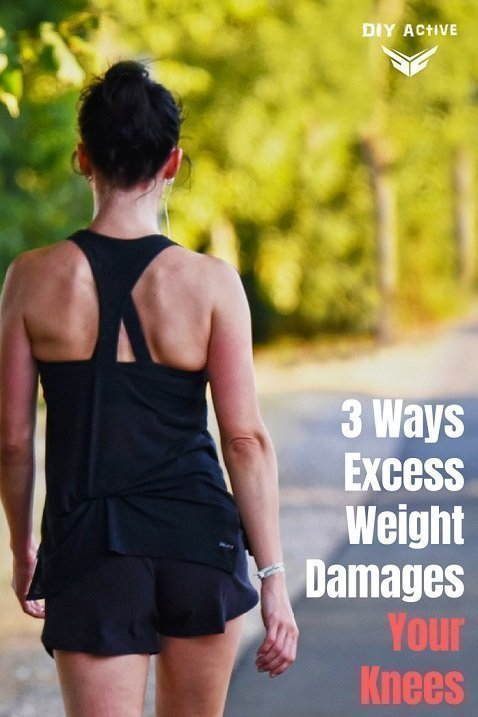 3 Ways Excess Weight Damages Your Knees Find Out