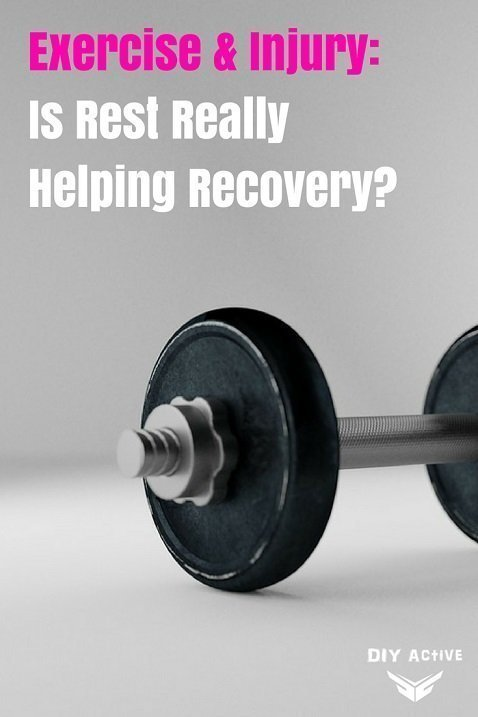 Exercise and Injury Is Rest Really Helping Recovery