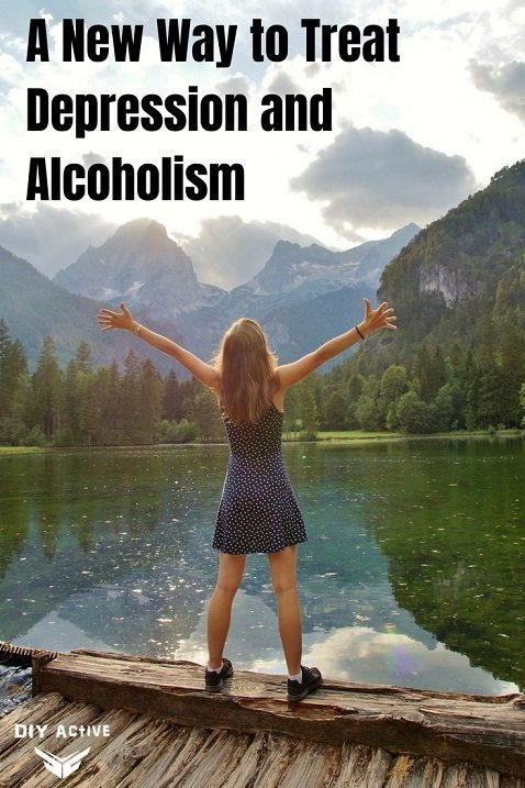 CBD Oil A New Way to Treat Depression and Alcoholism
