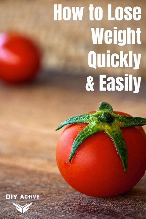 How to Lose Weight Quickly and Easily Dieting