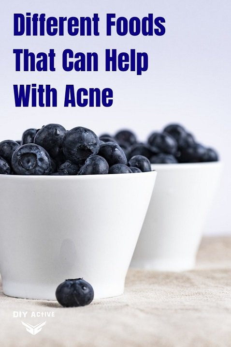 Different Foods That Can Help With Acne