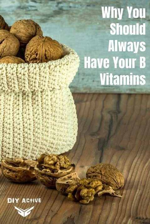 Why You Should Always Have Your B Vitamins