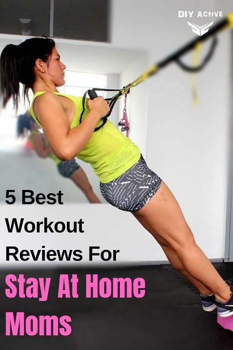 5 Best Workout Reviews For Stay At Home Moms