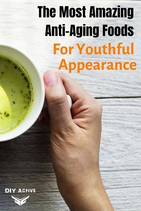 The Most Amazing Anti-Aging Foods for Youthful Appearance