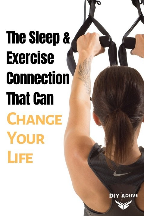 The Sleep & Exercise Connection That Can Change Your Life