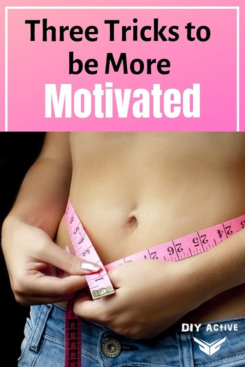 Three Tricks to be More Motivated
