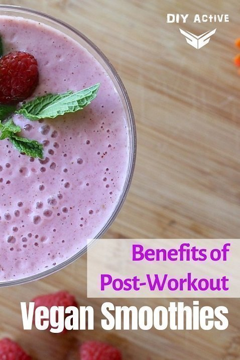 Undeniable Recovery Benefits of Post-Workout Vegan Smoothies Try Today