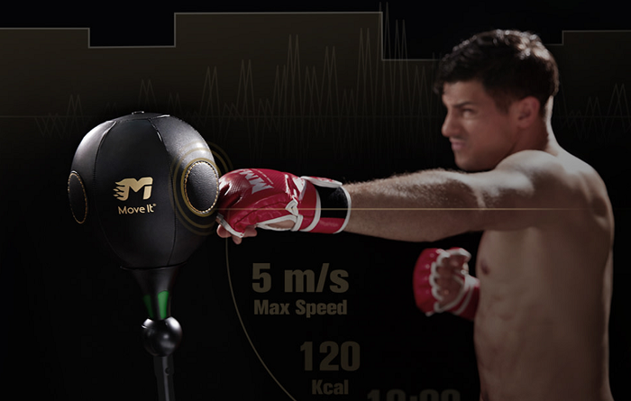 How to Get Fit with Boxing MoveITSpeed Review