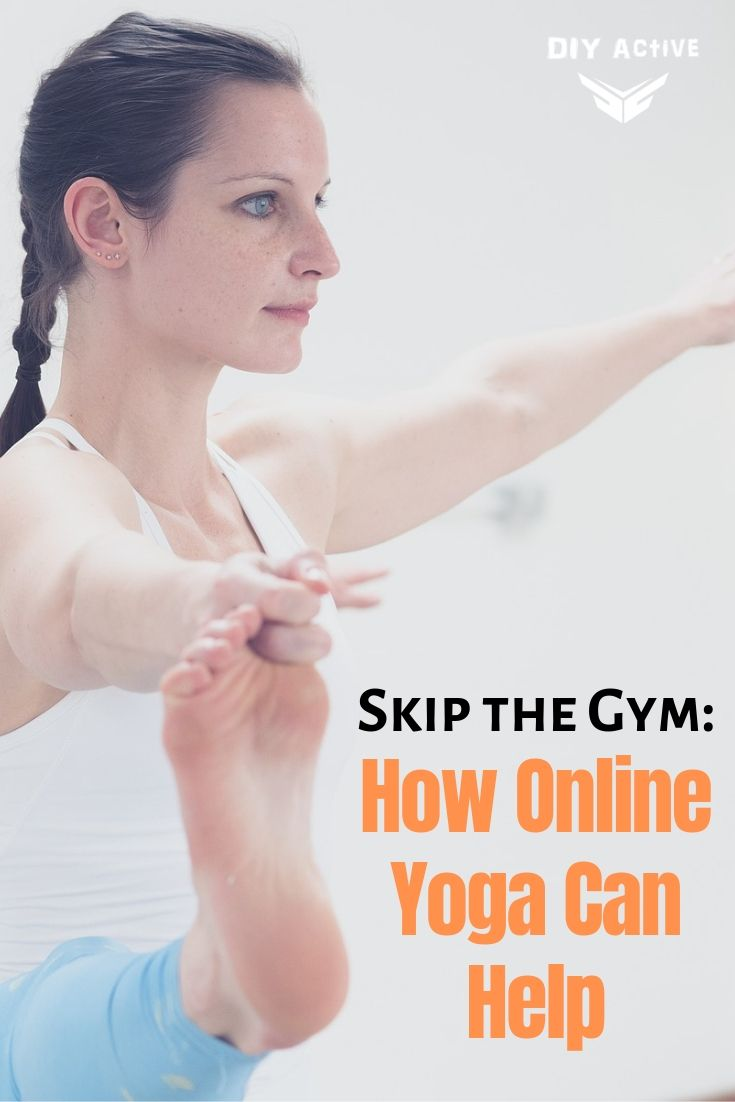Skip the Gym How Online Yoga Can Help You