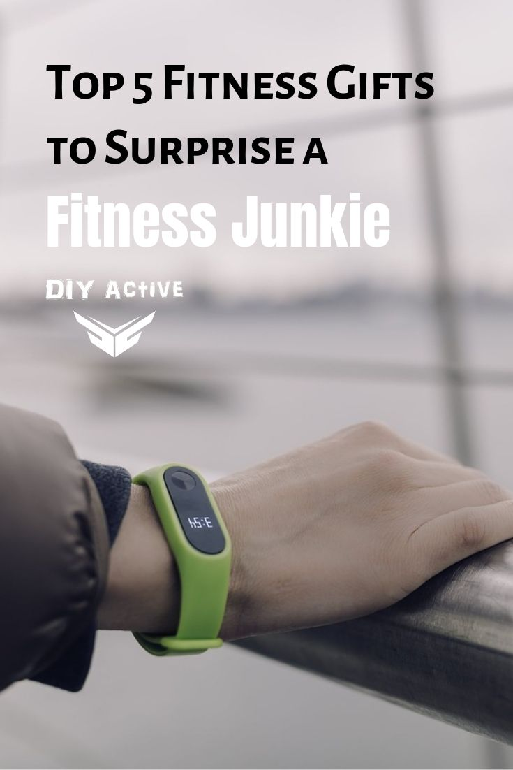 Top 5 Fitness Gifts to Surprise a Health Junkie