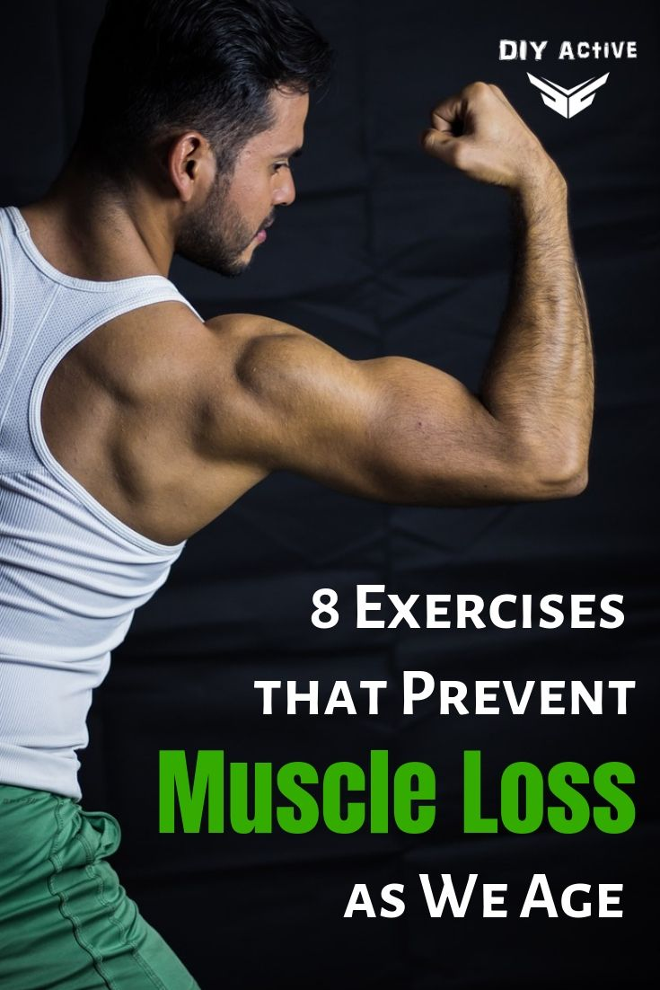8 Exercises that Prevent Muscle Loss as We Age Starting Today