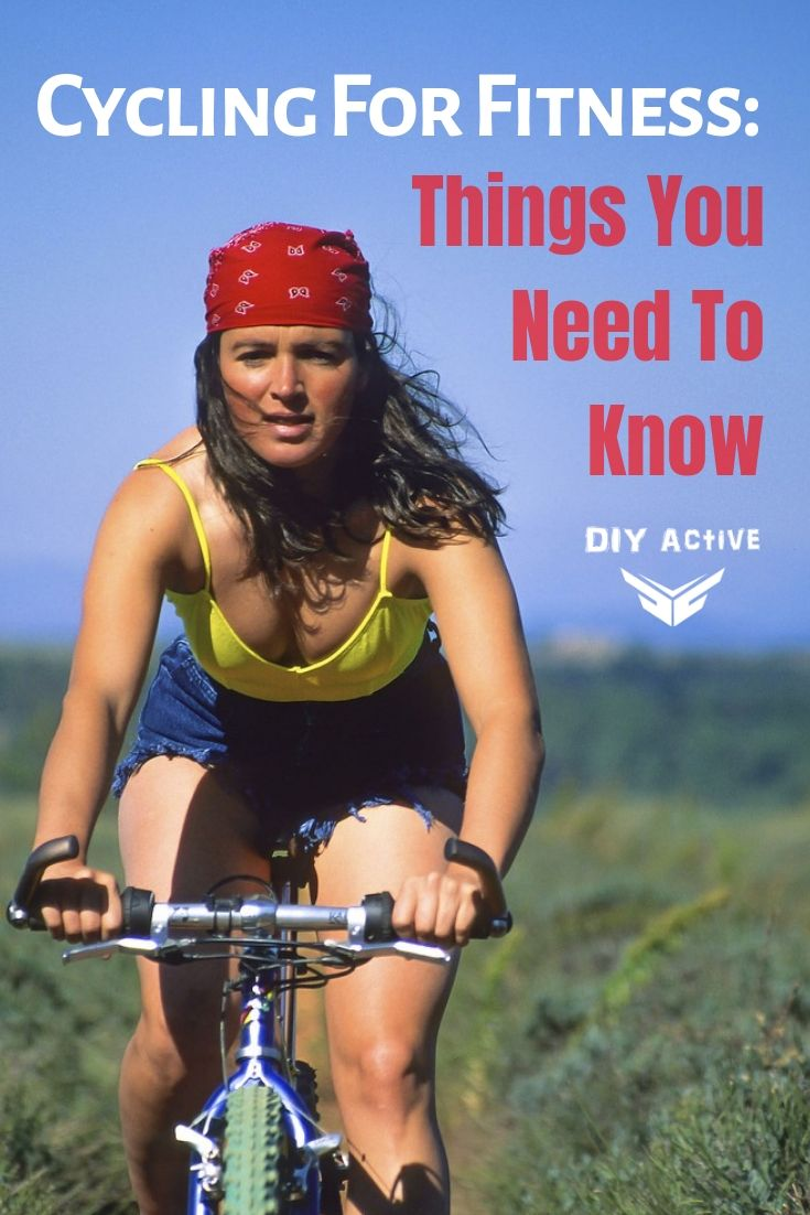 Cycling For Fitness Things You Need To Know