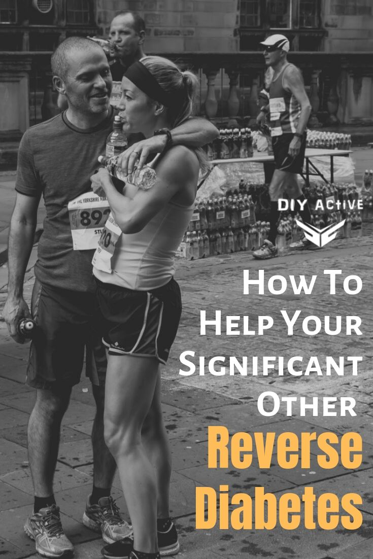 How To Help Your Significant Other Reverse Diabetes Infographic