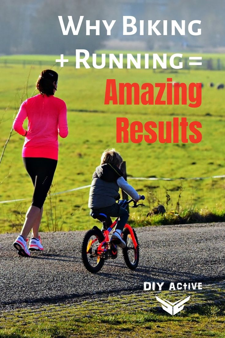 Why Biking and Running Should Marry