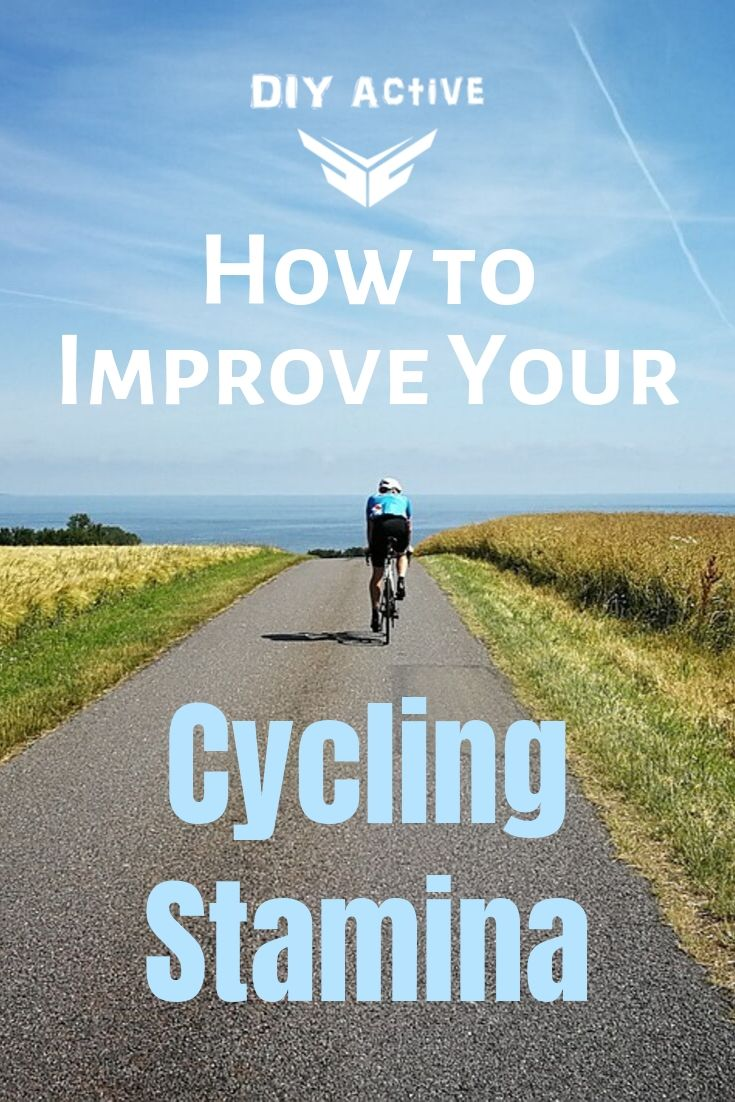 4 Ways to Improve Your Cycling Stamina Starting Today