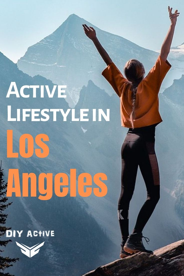 Active Lifestyle in Los Angeles Starting Today