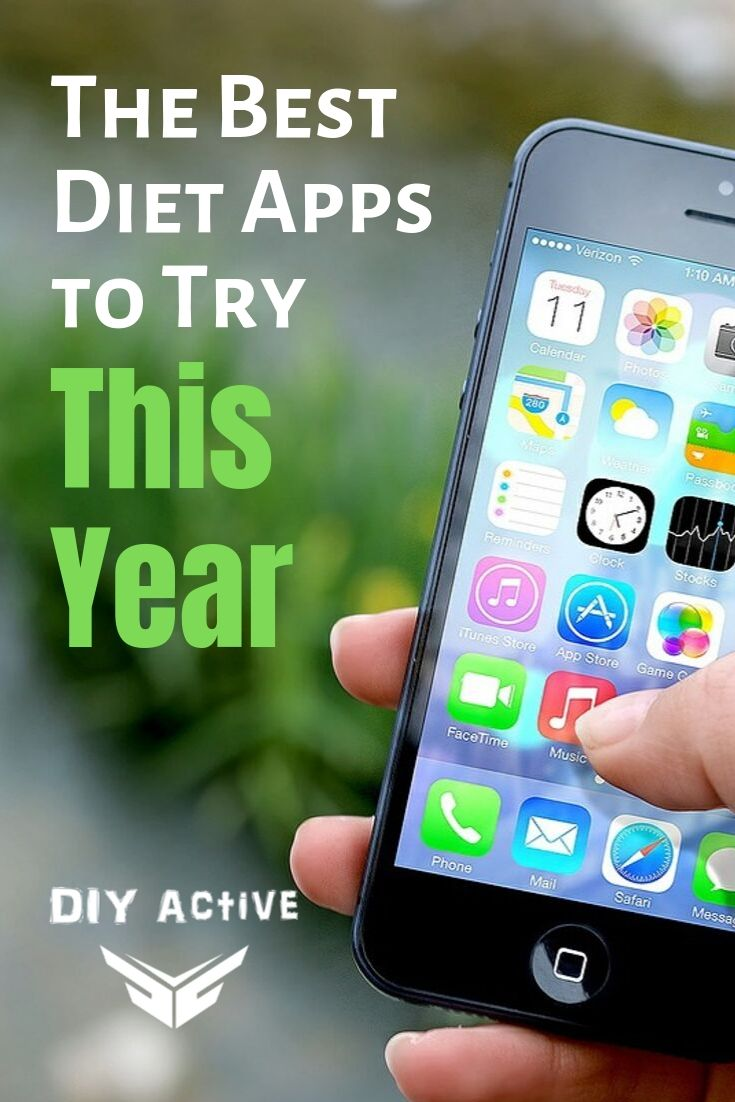 The Best Diet Apps to Try This Year