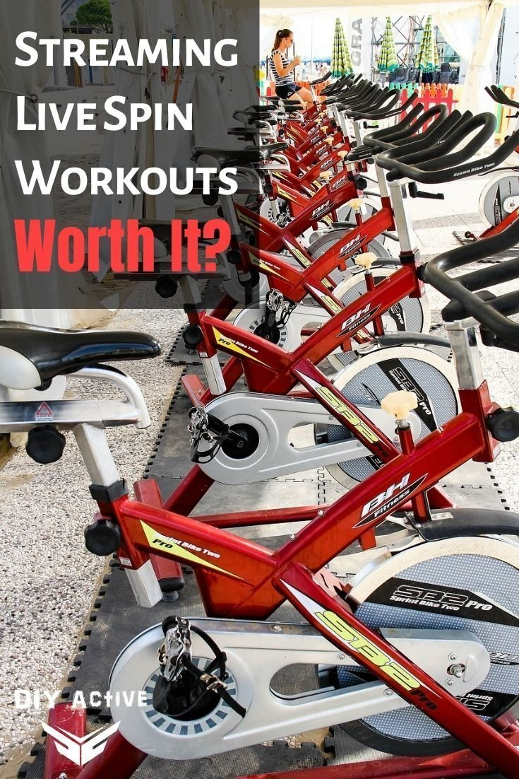 Is Streaming Live Spin Workouts Worth it Find Out
