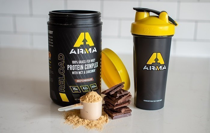 Recover and Reload with ARMA Protein Complex