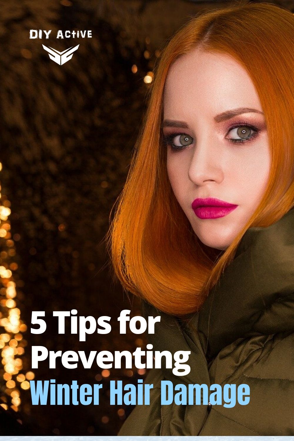 5 Tips for Preventing Winter Hair Damage