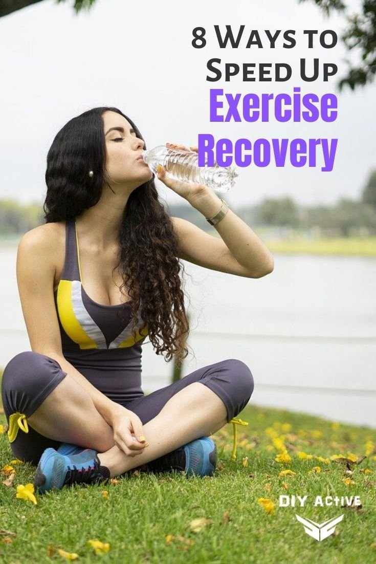 8 Ways to Speed Up Exercise Recovery