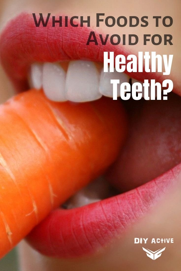 Which Foods to Avoid for Healthy Teeth
