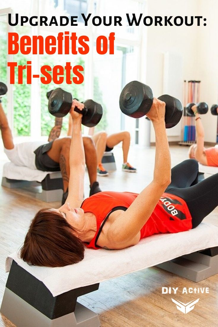 Upgrade Your Workout Benefits of Tri-sets