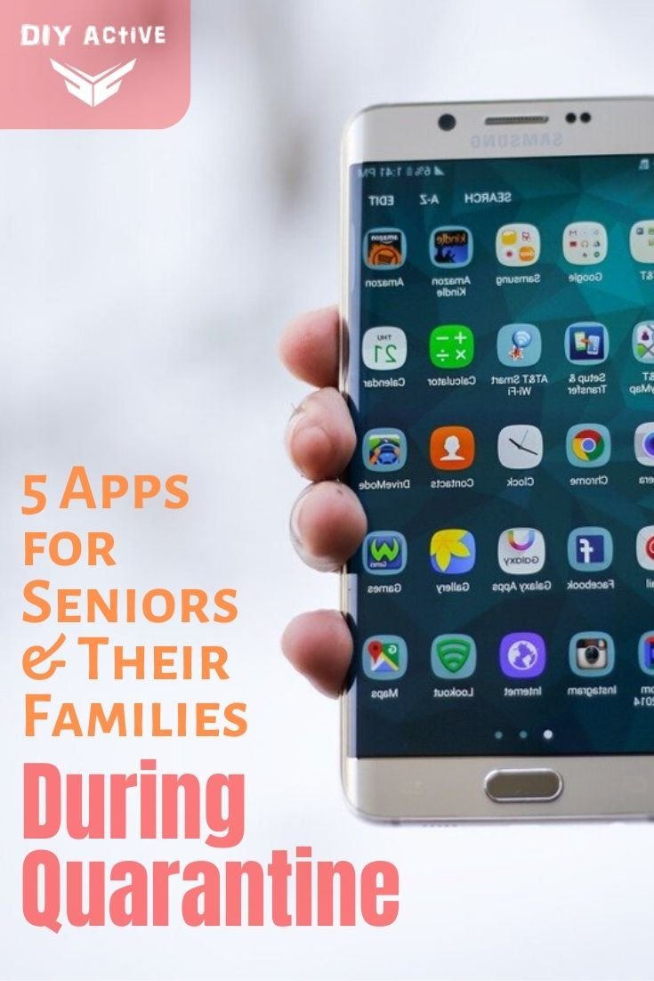 5 Apps Connecting Seniors and Their Families During Quarantine Today