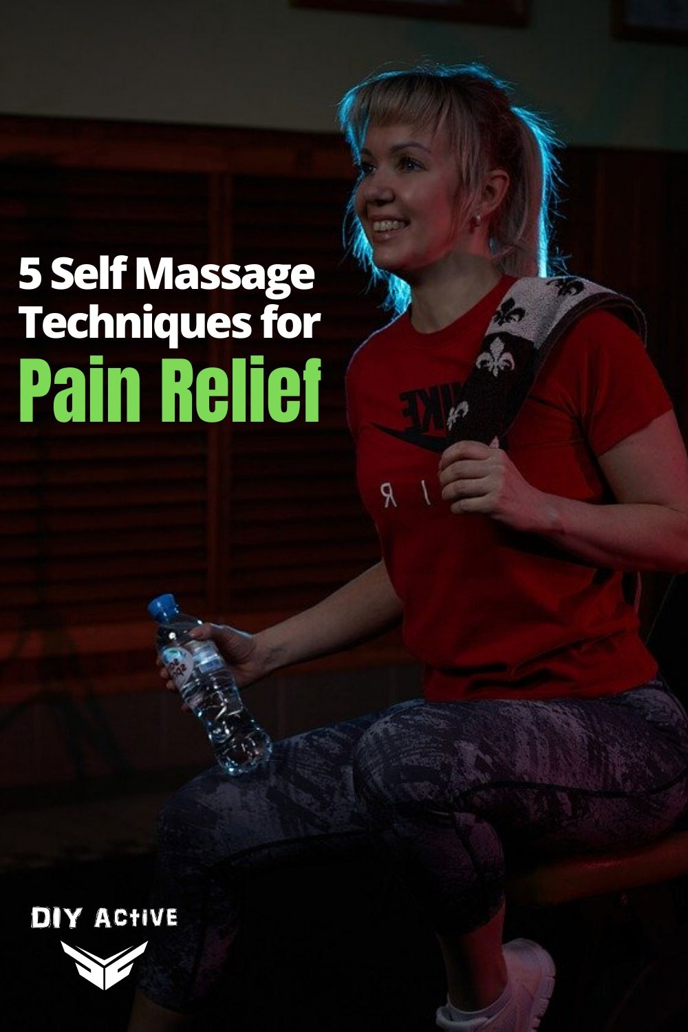 5 Self Massage Techniques for Pain Relief