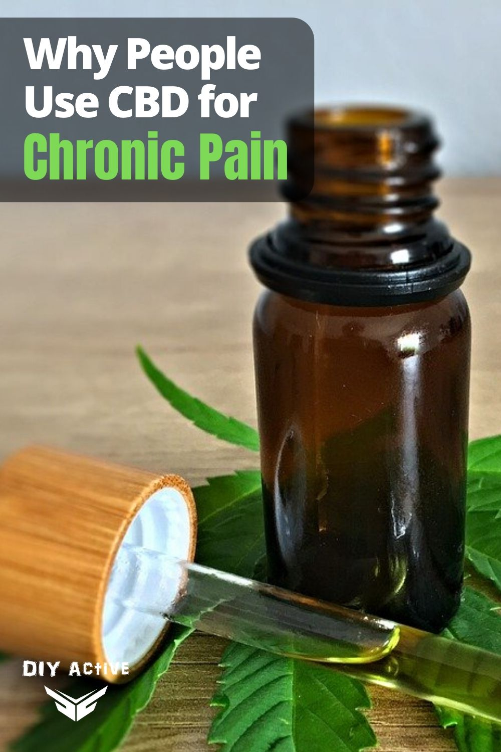 Why People Use CBD for Chronic Pain
