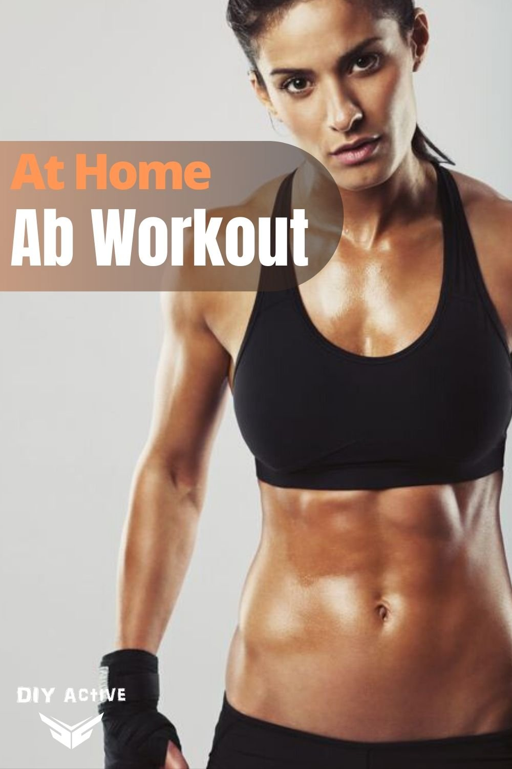 At Home Ab Workout Why Work Out the Core