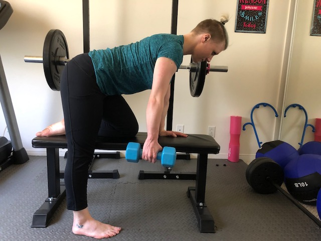 Critical Lifting Techniques When Exercising at Home Row Finish