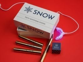 SNOW Review Whiten Your Teeth Quickly and Easily Featured