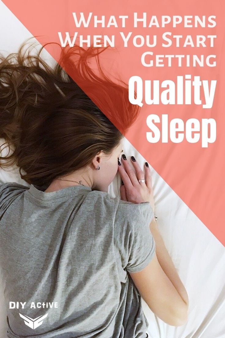 What Happens When You Start Getting Quality Sleep Consistently