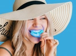 GLO Science Review Best Teeth Whitening Kit Guaranteed Better Than Snow