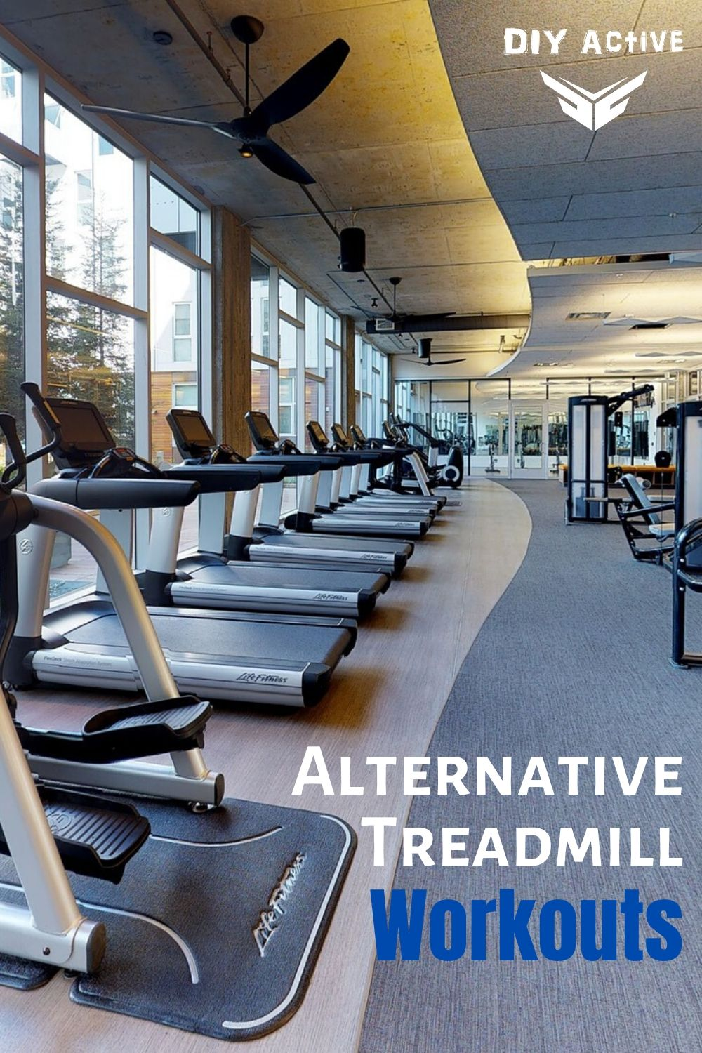 More Than Walking Alternative Treadmill Workouts Try Today