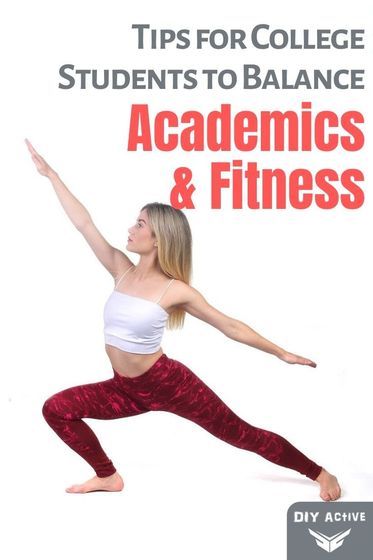 Tips for College Students to Balance Academics and Fitness Today