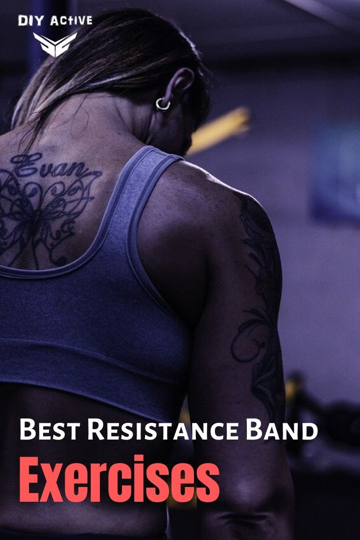 Best Resistance Band Exercises You Can Do At Home