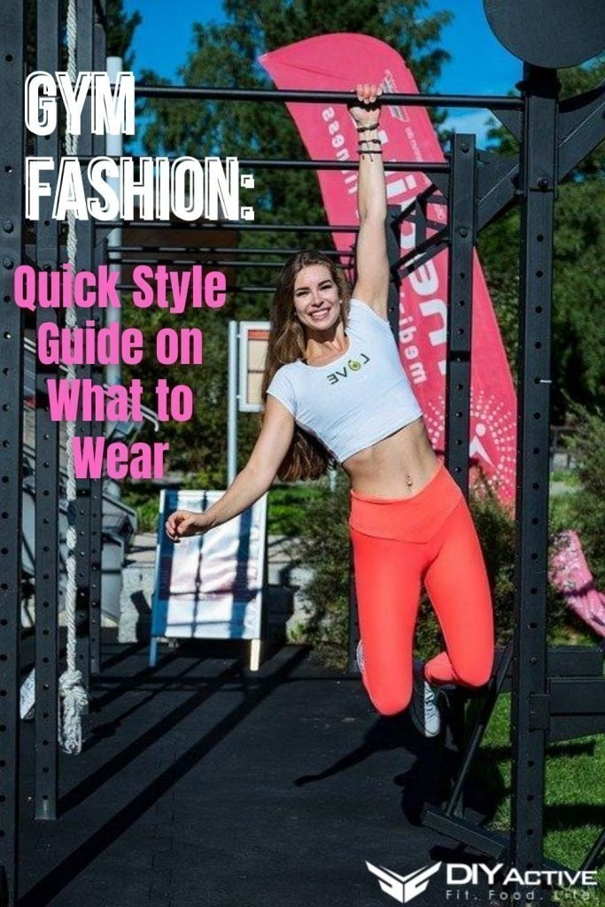 Gym Fashion Quick Style Guide on What to Wear plus 2