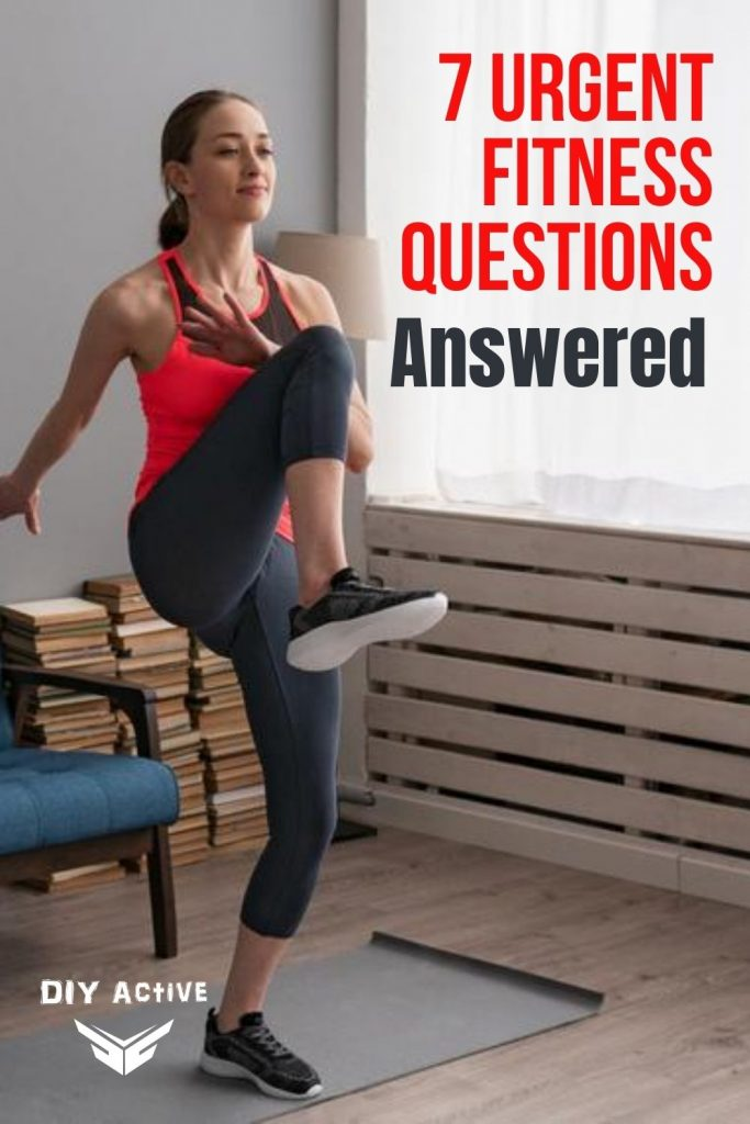 7 Fitness Questions Answered by the Expert Michal Okmianski Timely