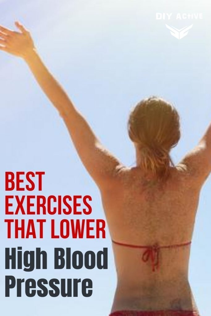 Best Exercises That Lower High Blood Pressure Starting Today