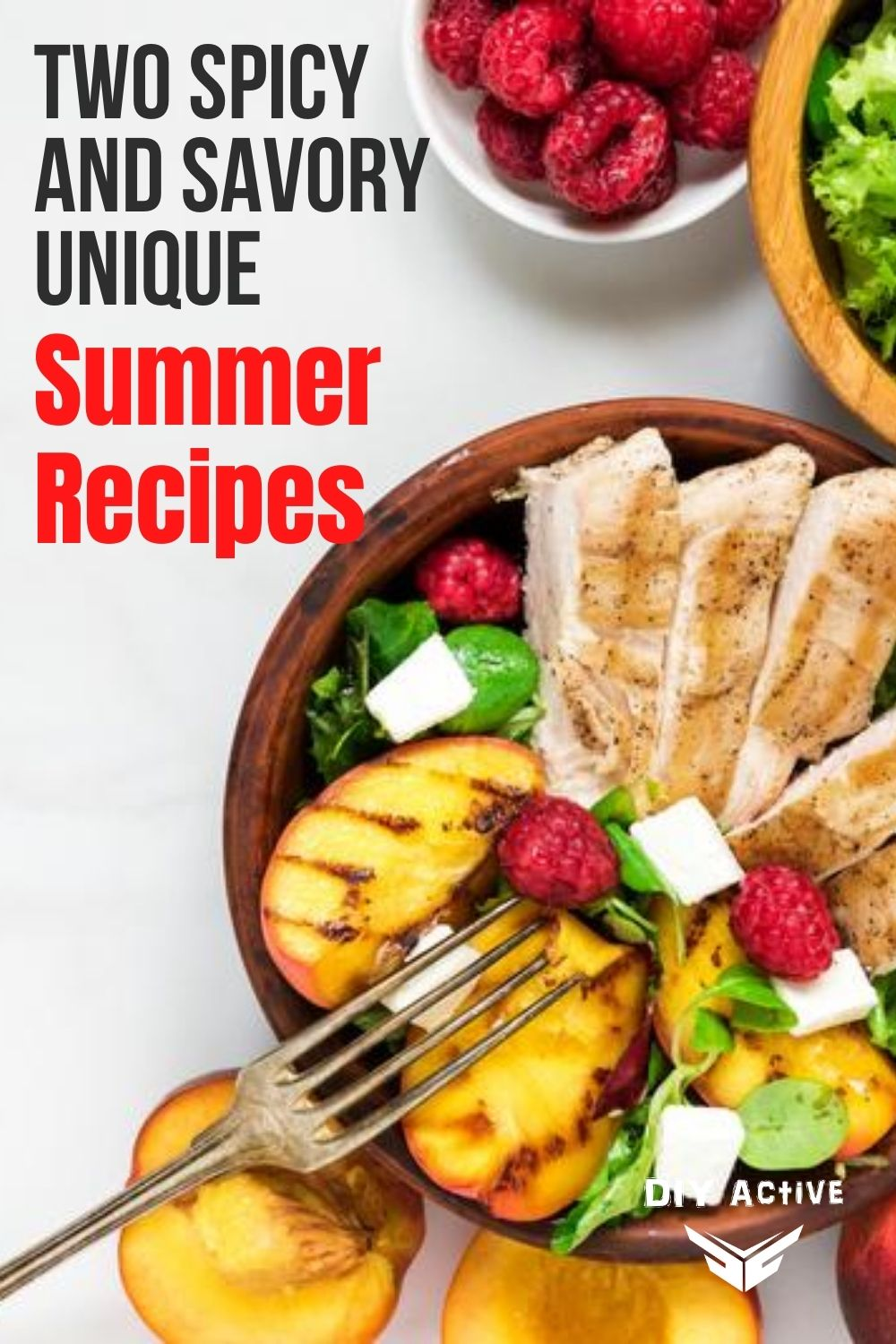 Can You Beat the Heat? Try These Two Spicy and Savory Unique Summer Recipes