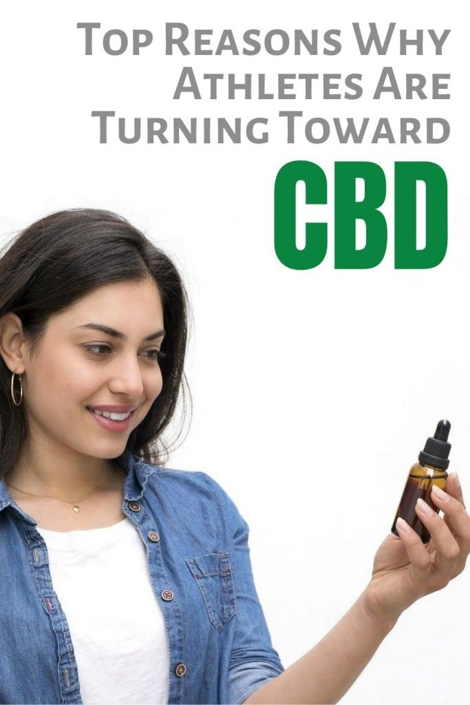 Top Reasons Why Athletes Are Turning Toward CBD Today