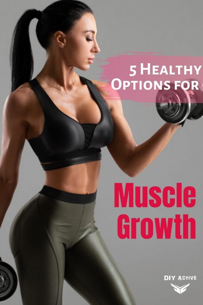 5 Healthier Alternatives to Steroids for Muscle Growth