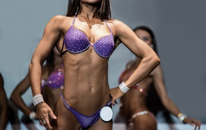 Fitness Bikini Models How They Eat and Train