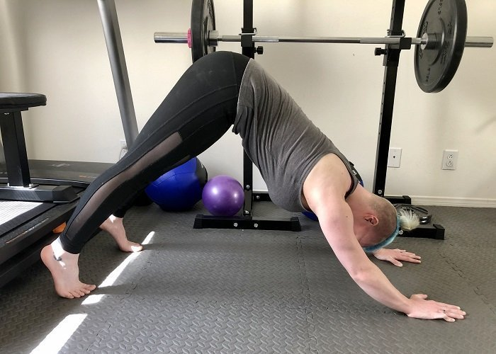 Great Bodyweight Exercises to Do During The Pandemic Chaturanga 2